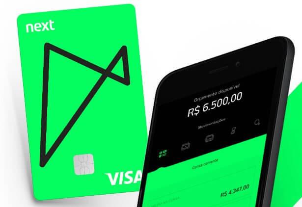 Banco Next lança conta e cartão de crédito gratuitos; conheça as vantagens 8