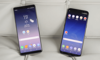 smartphone - Samsung Galaxy S8 começa a ser atualizado para o Android 8.0 Oreo