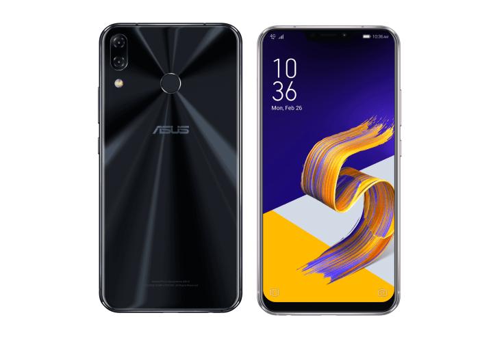 zf5 ag02 stoneblue 720x493 - MWC 2018: Asus lança novos Zenfone 5 e Zenfone 5 Lite