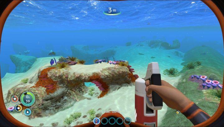 Review: Subnautica (PC) tem sobrevivência e sandbox submarinos 9