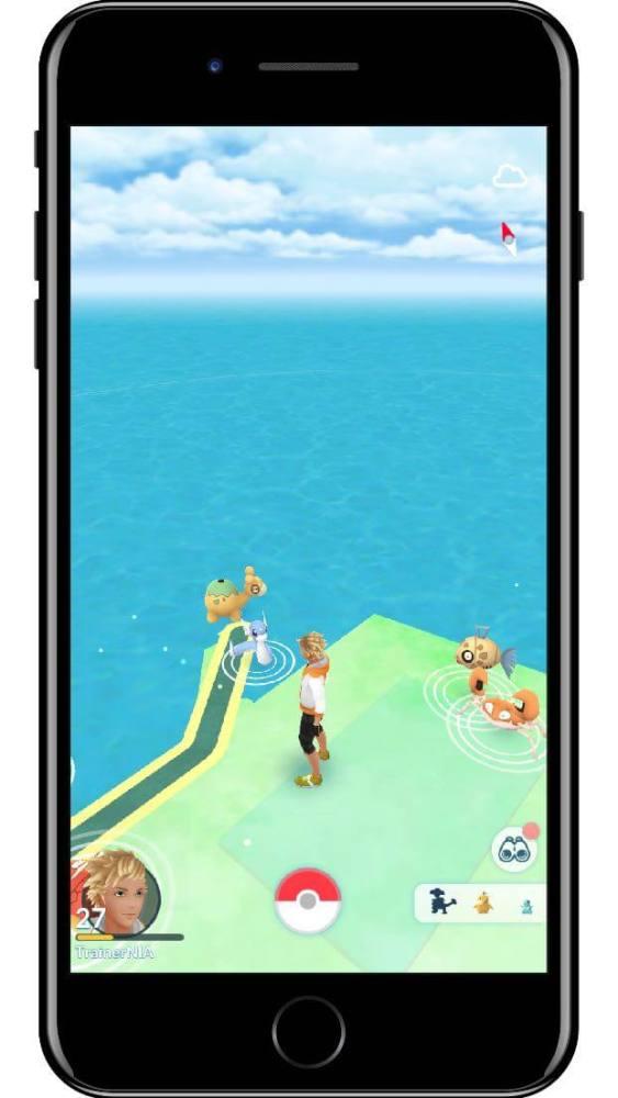 58beb76a f05e 4e26 8770 c5d5f01070a2 563x1000 - Pokémon GO (Android/iOS) terá atualização com o lendário Mew