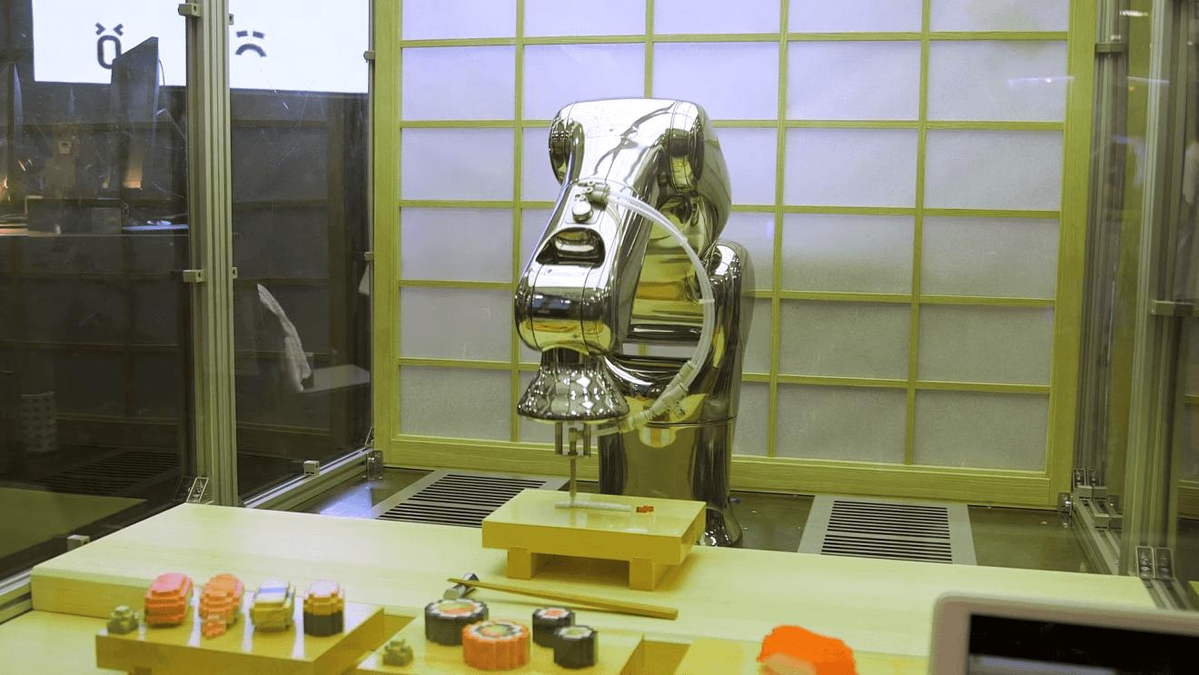 SXSW: Conheça o robô que faz sushi e a mochila a jato que te faz dar saltos maiores 4