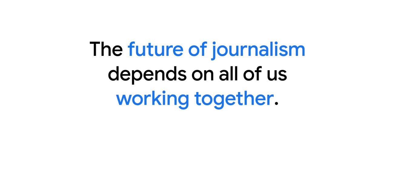 Adeus notícias falsas: Google News Initiative irá fortalecer jornalismo de qualidade 5