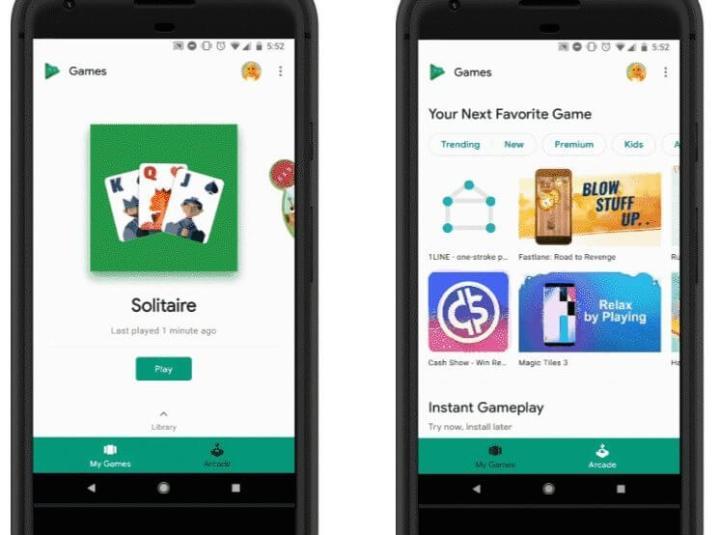 Google Play Games 720x535 - Instant Apps: novidade permite experimentar os jogos antes de baixar