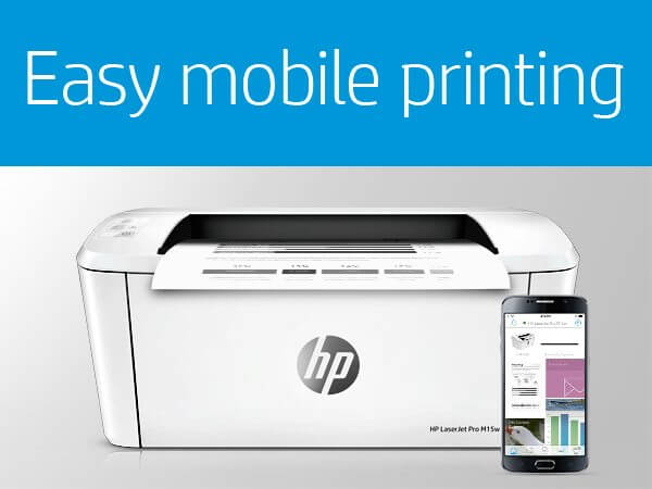 HP Laserjet Pro M15 - HP apresenta menor impressora a laser do mundo