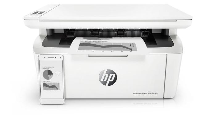 HP apresenta menor impressora a laser do mundo 9