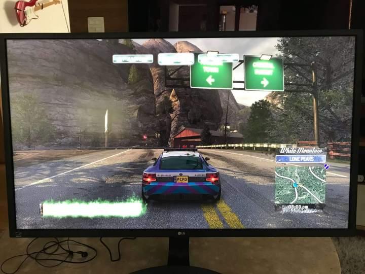 IMG 0903 720x540 - Review Monitor LG32UD59 - O primeiro monitor 4K da LG