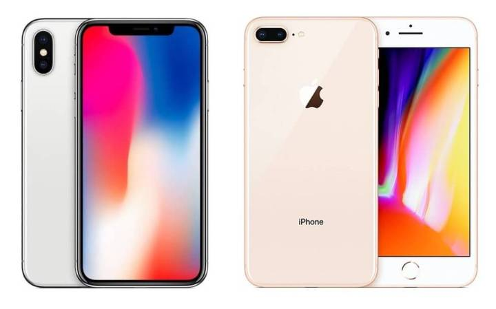 Iphone 8 Plus vs iPhone X 720x449 - iPhone 8 Plus ou iPhone X: a câmera é diferente?
