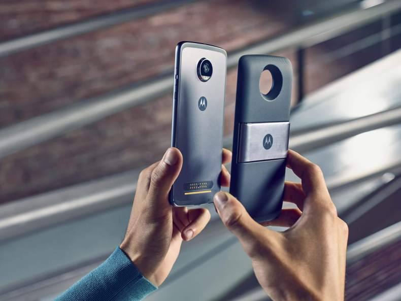 Motorola lança no Brasil Snap de TV digital com bateria inclusa 9