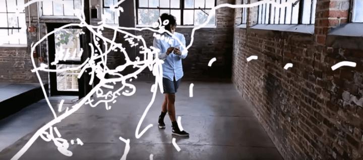 Google tem novo App que coloca desenhos 3D em vídeos 4