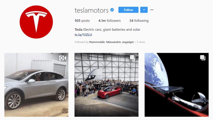 Elon Musk decide apagar páginas da Tesla e SpaceX no Facebook