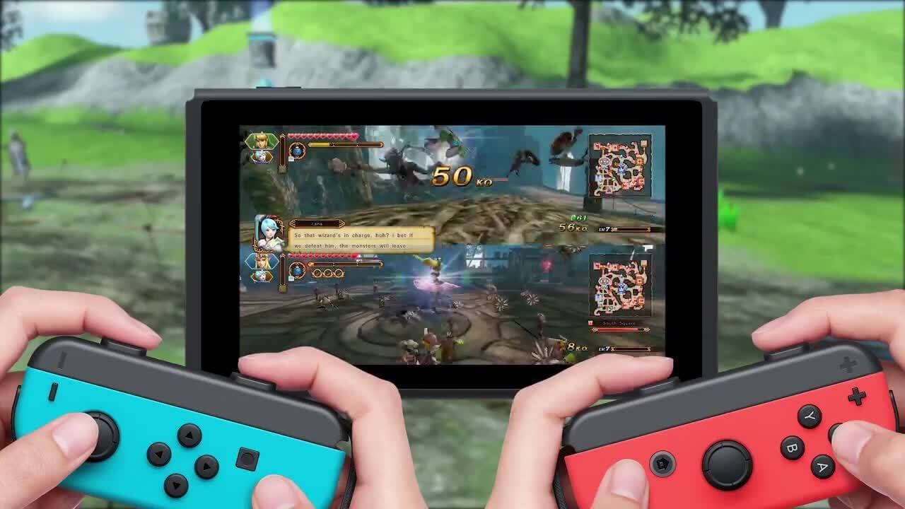 hyrule warriors definitive edition trailer for nintendo swit rkn1 - Nintendo revela novidades e surpresas na última Nintendo Direct