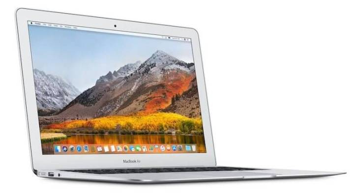 macbook air high sierra 720x393 - Novos MacBook Air, iPhone e AirPods poderão custar mais barato
