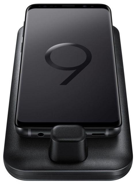 samsung dex pad render leak 2 - REVIEW: Galaxy S9 e S9+ e sua câmera reimaginada