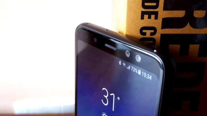 Review Samsung Galaxy A8 - O primeiro intermediário com tela infinita 11