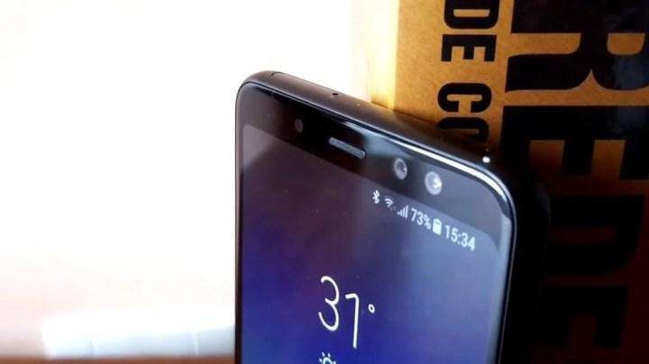 screenshot 20180329 142408 720x404 - Review Samsung Galaxy A8 - O primeiro intermediário com tela infinita