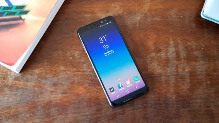 Review Samsung Galaxy A8 - O primeiro intermediário com tela infinita 21