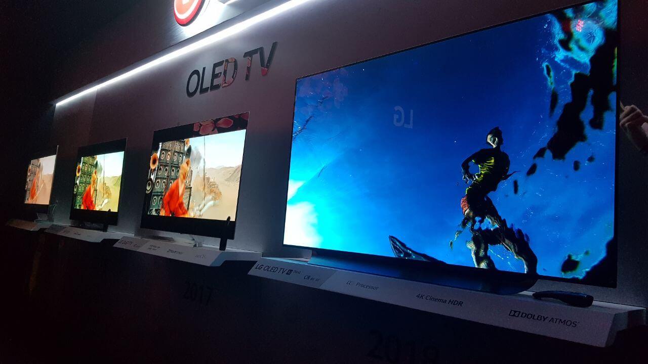 TV Papel de Parede e novas OLEDs da LG chegam ao Brasil 7