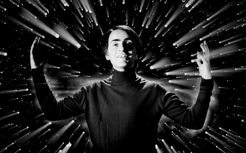 139 - Uma entrevista inesquecível com o brilhante astrofísico Carl Sagan