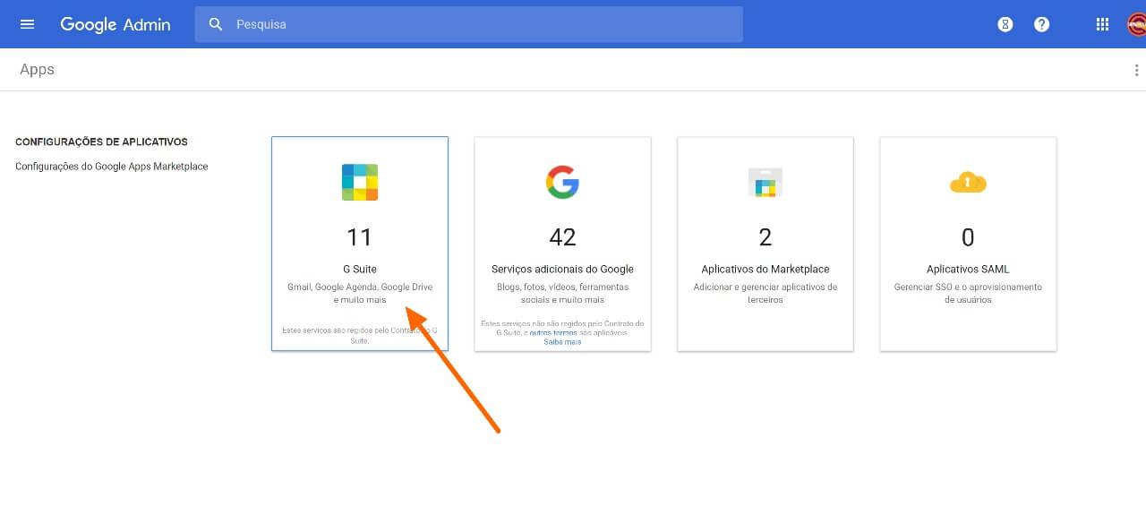 2 2 - Como ativar o novo visual do Gmail corporativo (G Suite)
