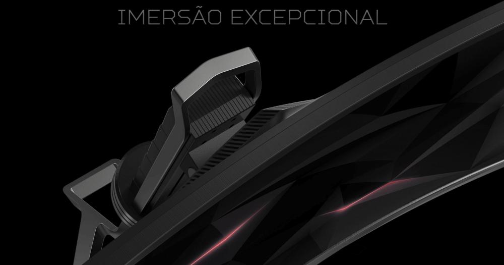 222 - Conheça Acer Predator X34, o monitor ultrawide com G-SYNC