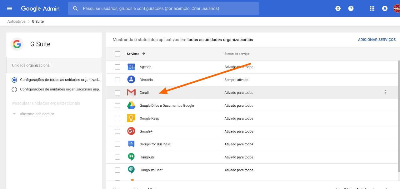 3 3 - Como ativar o novo visual do Gmail corporativo (G Suite)