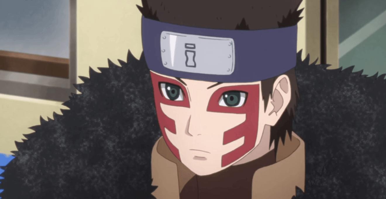 Boruto: Naruto Next Generations apresenta o filho de Gaara, o Kazekage 8