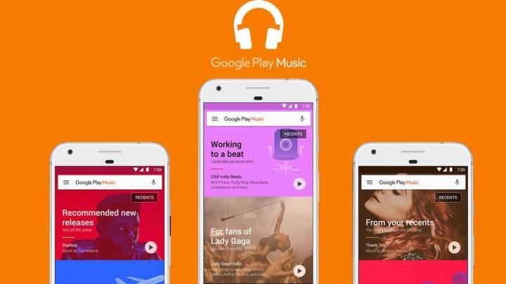 Google Music 720x405 - Spotify ou Google Music? Confira nossa comparação entre os apps