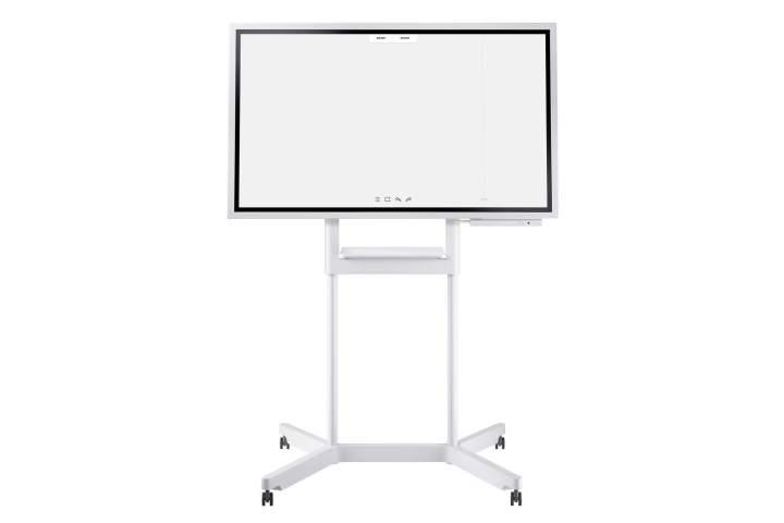 LH55WMHPTWCSTN WM55H 001 Front White 720x480 - Samsung reforça a linha de produtos Digital Signage no Brasil