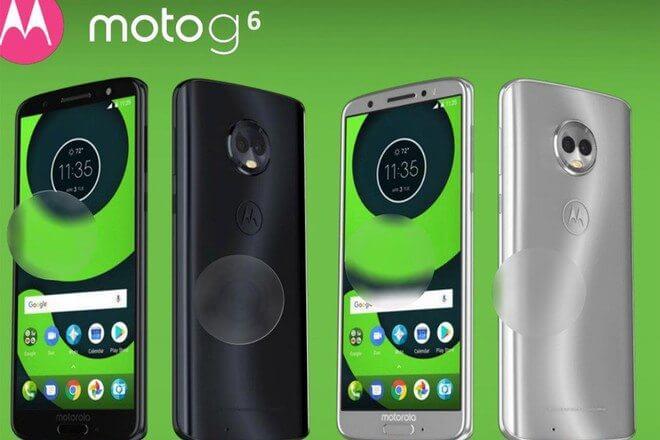 Motorola Moto G6 Plus - Vazam novos detalhes do Moto Z3 Play e Moto G6