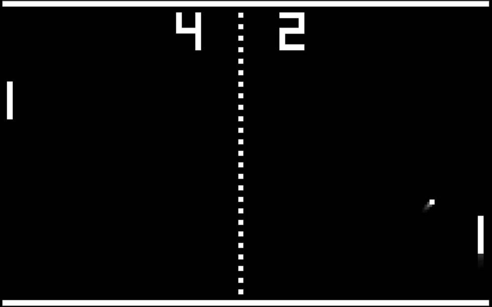 Pong 1920x1200 31 - Jogue oito jogos clássicos através de extensões do Google Chrome