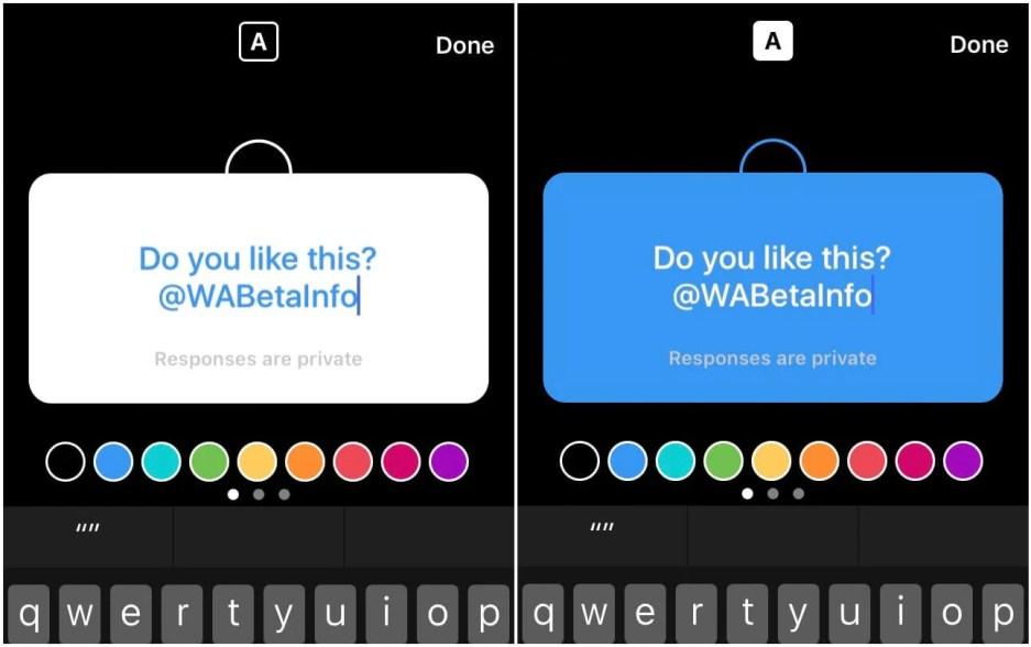 QA2 - Instagram Stories: novo adesivo de Perguntas e Respostas pode ser lançado em breve