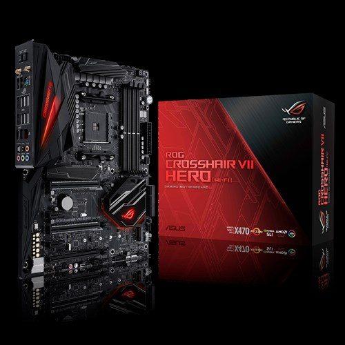 asus 1 - Confira as placa-mãe da ASUS para as CPUs Ryzen de 2ª geração