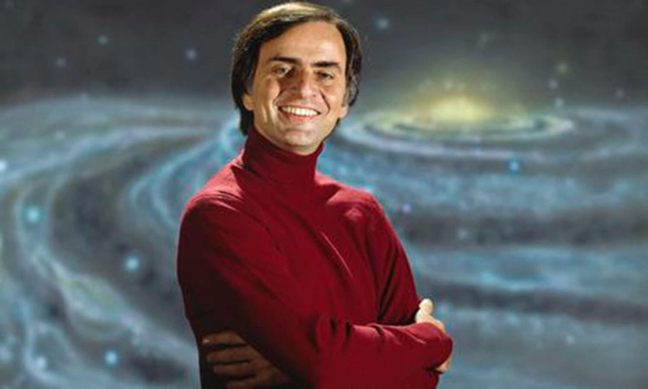 Uma entrevista inesquecível com o brilhante astrofísico Carl Sagan 9