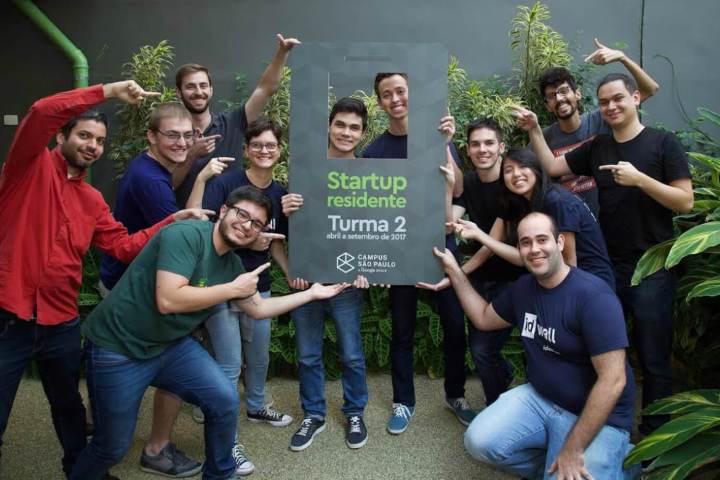 id wall 720x480 - André Barrence fala sobre ser uma das Startups do Google Campus