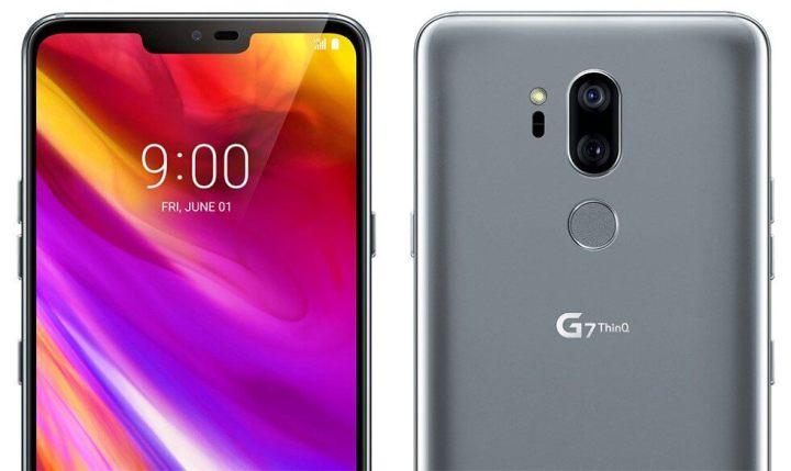 lg g7 thinq front 980x584 720x429 - Certificação do LG G7 ThinQ na Anatel revela bateria menor do que o esperado
