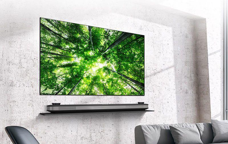 lg - TV Papel de Parede e novas OLEDs da LG chegam ao Brasil
