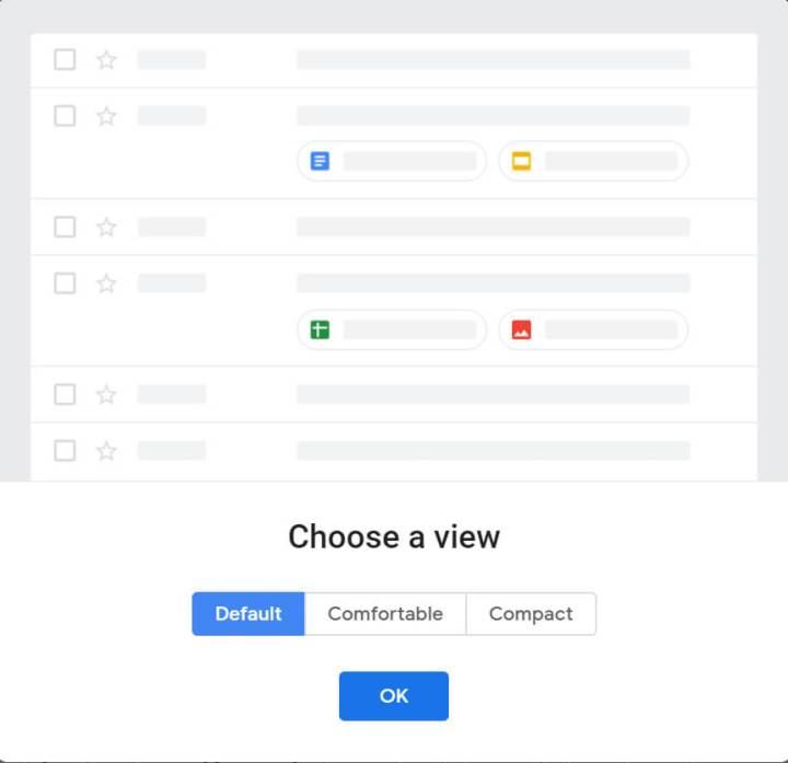 Vazam imagens do novo Gmail 10