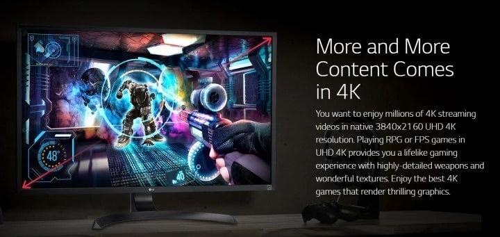 LG lança no Brasil seus novos monitores gamer e 4K 6