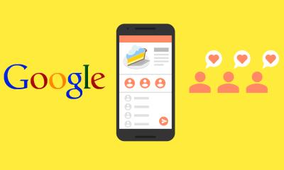 send invitations - Conheça Friendly Pix, o Instagram do Google, e saiba como testá-lo