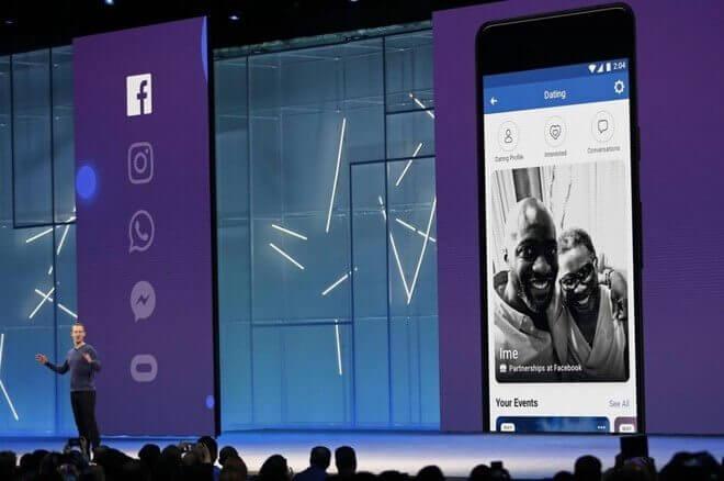 333591 - Veja todas as novidades que o Facebook anunciou no evento F8