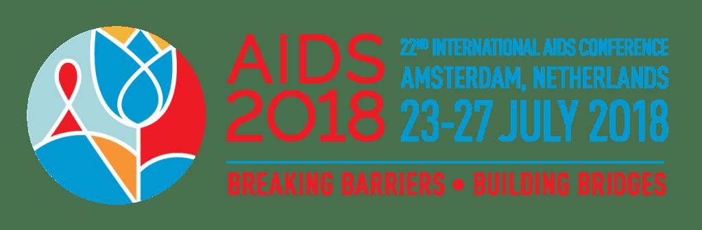 AIDS2018 LOGO WEB MAIN HOR 1024x336 - Tratamento que elimina o HIV é apresentado por pesquisadores brasileiros