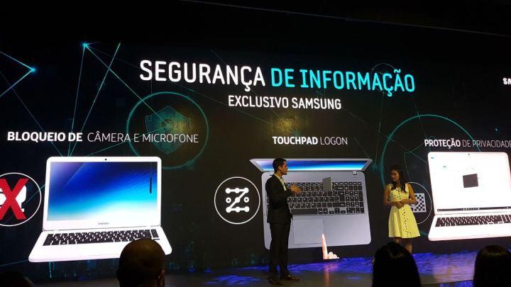 Samsung evento 7 720x405 - Notebook Launch 2018: confira as novidades da Samsung em notebooks