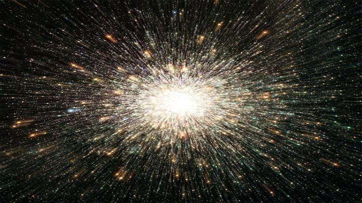 bigbang 720x405 - Último trabalho sobre física de Stephen Hawking é publicado