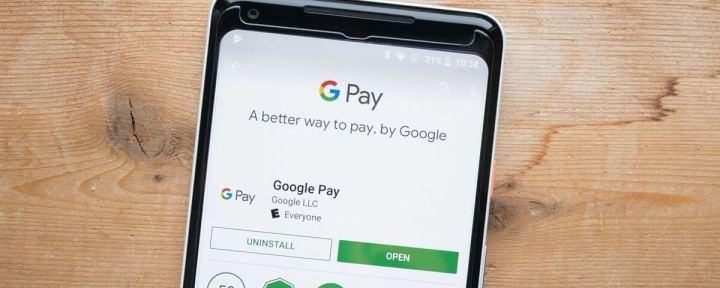 gpay 720x288 - Google Pay é lançado em uma versão de web para Windows, Mac e iOS