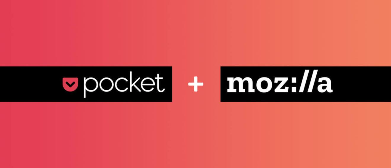pocket mozilla image 1400x600 - Mozilla Firefox terá anúncios na página inicial em breve