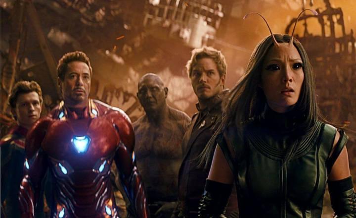 James Gunn traduz fala de Groot do final de Vingadores: Guerra Infinita 7