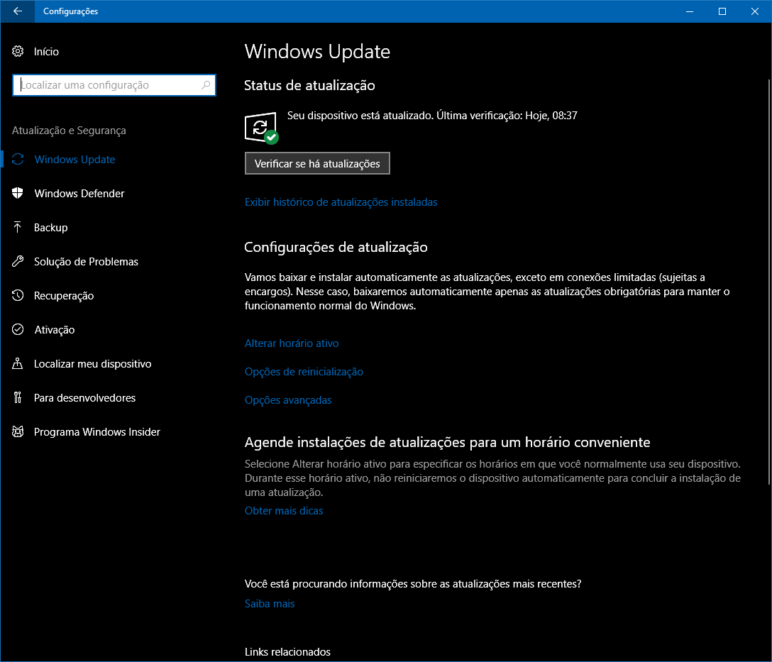 Windows 10 April 2018 Update: como atualizar seu computador