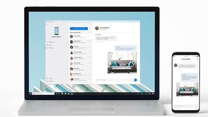 yourphone 720x406 - Microsoft Build 2018: veja as principais novidades da conferência
