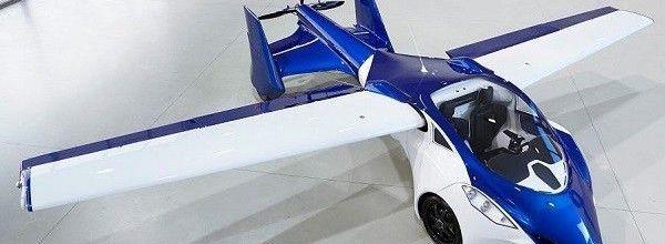 Un coche capaz de convertirse en avión y viceversa